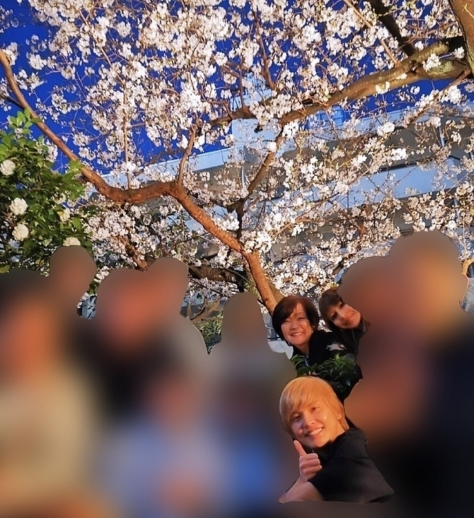 【画像】昭恵夫人、このご時世に芸能人たちと夜桜を満喫…
