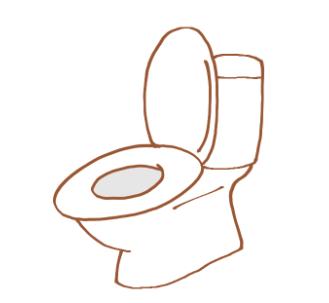 TOTO社員「排便しやすいトイレ…便利な機能…跳ね返らないように…う~ん」←これ