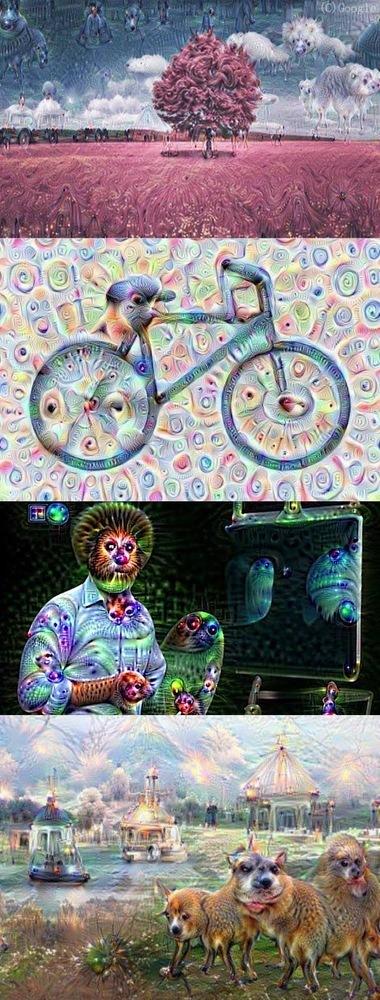 【画像】AIの描いた絵が凄すぎる…人間の画家はもう不要?