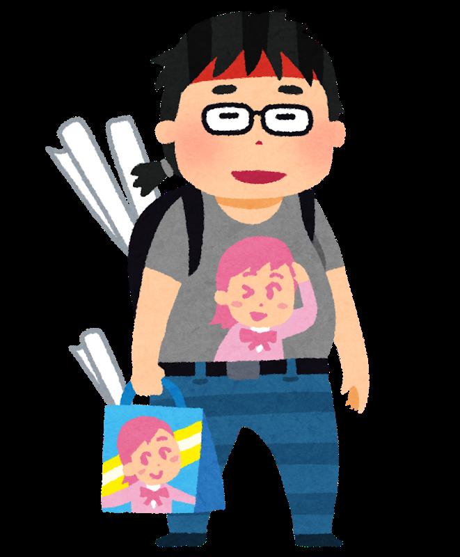 ワイ「アニメとかw」アニオタ「!!」シュババババ←この現象……