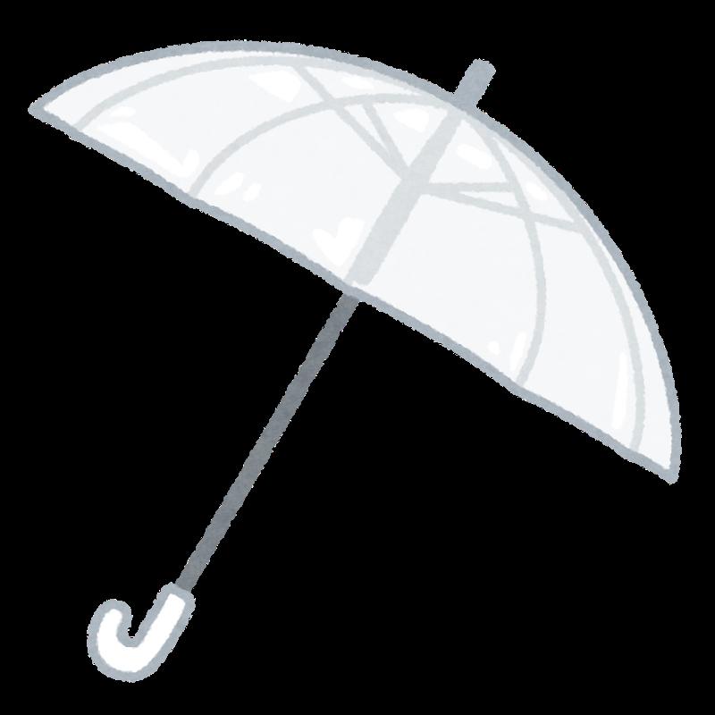 【謎】ビニール傘盗むやつちょっと来いwwwwww