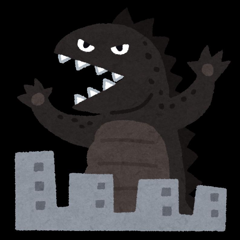 【納得】シンゴジラの一番気持ち悪いところを挙げるwwwwwww